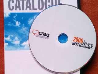 CREA Director's Catalogue (Multimedia DVD)